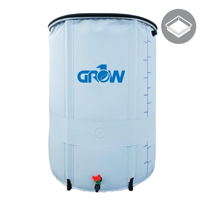 Grow1 Collapsible Reservoir- 132 Gallon