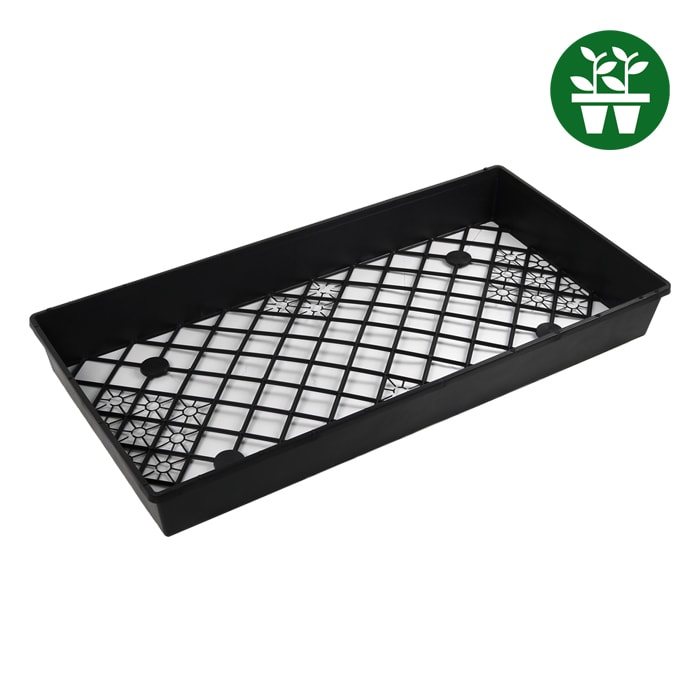 10″x20″ Web Tray w/Solid Sides