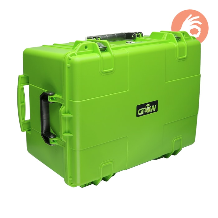 Grow1 Protective Case (25in x 18in x 12.5in)