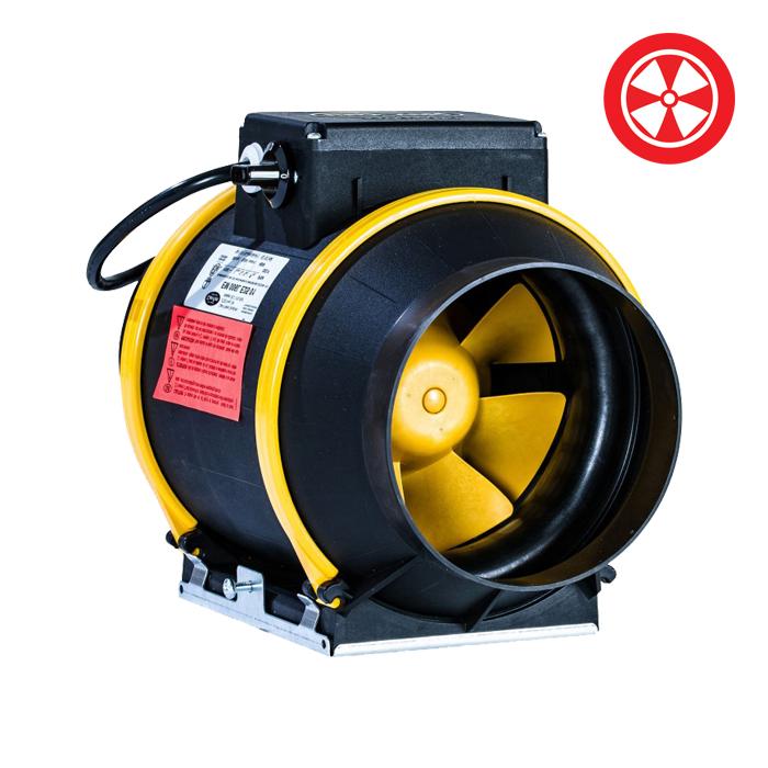 8″ Max Fan Pro Series 863 CFM