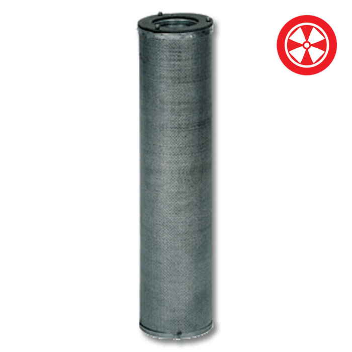 Can Filters 2600 w/Pre-Filter w/o Flange 42 CFM