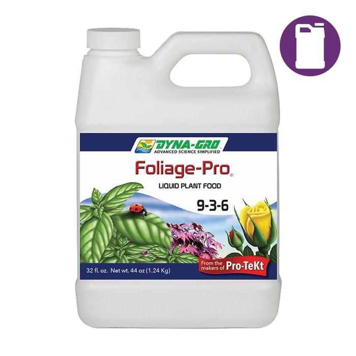 Dyna-Gro FOLIAGE-Pro 9-3-6 Plant Food 1 Gal