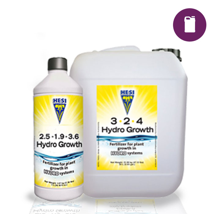 Hesi Hydro Growth 20L