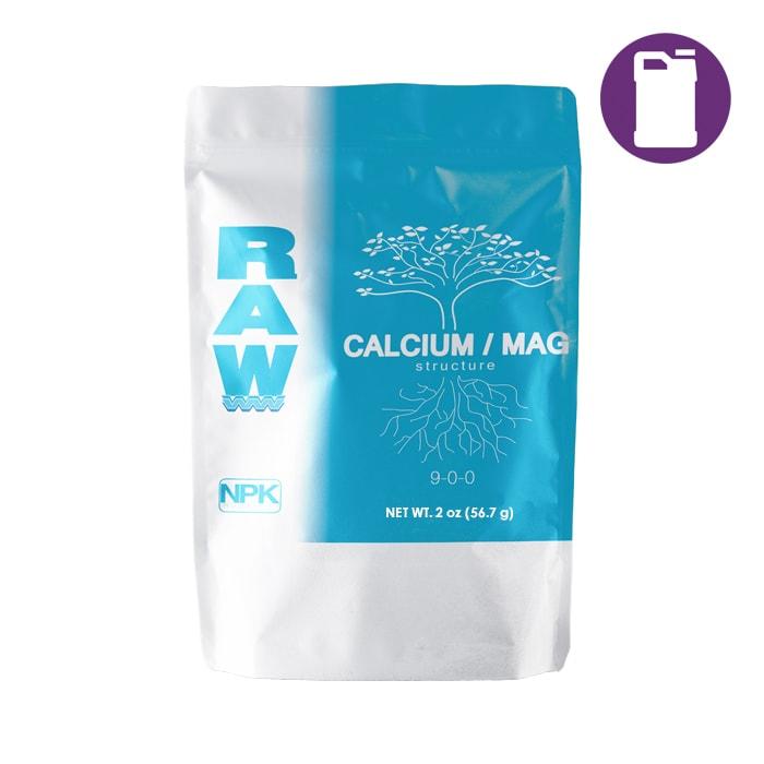 NPK RAW Calcium/Mag 2oz