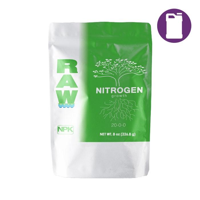 NPK RAW Nitrogen 8oz
