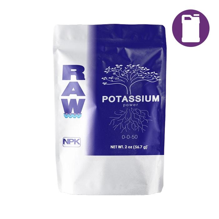 NPK RAW Potassium 2oz