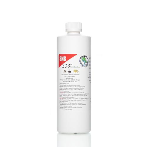 SNS 203 Pesticide Concentrate 16oz